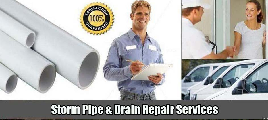 Environmental Pipe, Inc. Storm Drain Repair