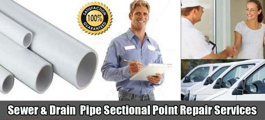 Environmental Pipe, Inc. Sectional Point Repair